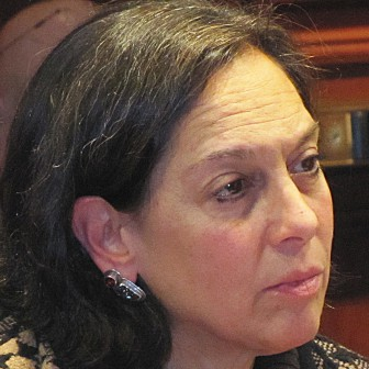 Connecticut Commissioner of the Department of Children and Families Joette Katz