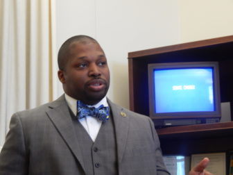 State Rep. Gary Holder-Winfield, D-New Haven