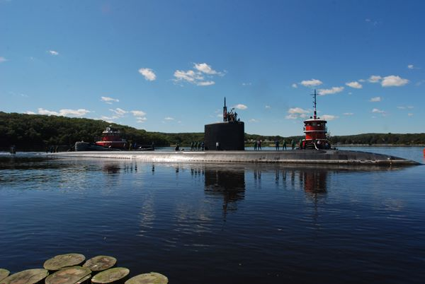 House approves military construction bill, but no money for Groton sub base