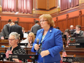 Rep. Peggy Sayers