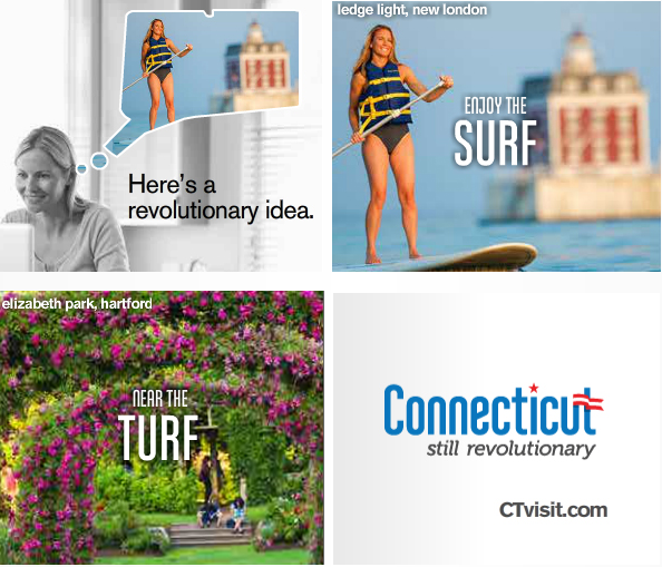 Connecticut resumes tourism marketing campaign