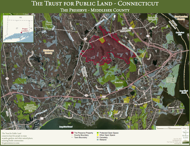 Epic fight to save 1,000-acre Connecticut forest nears end