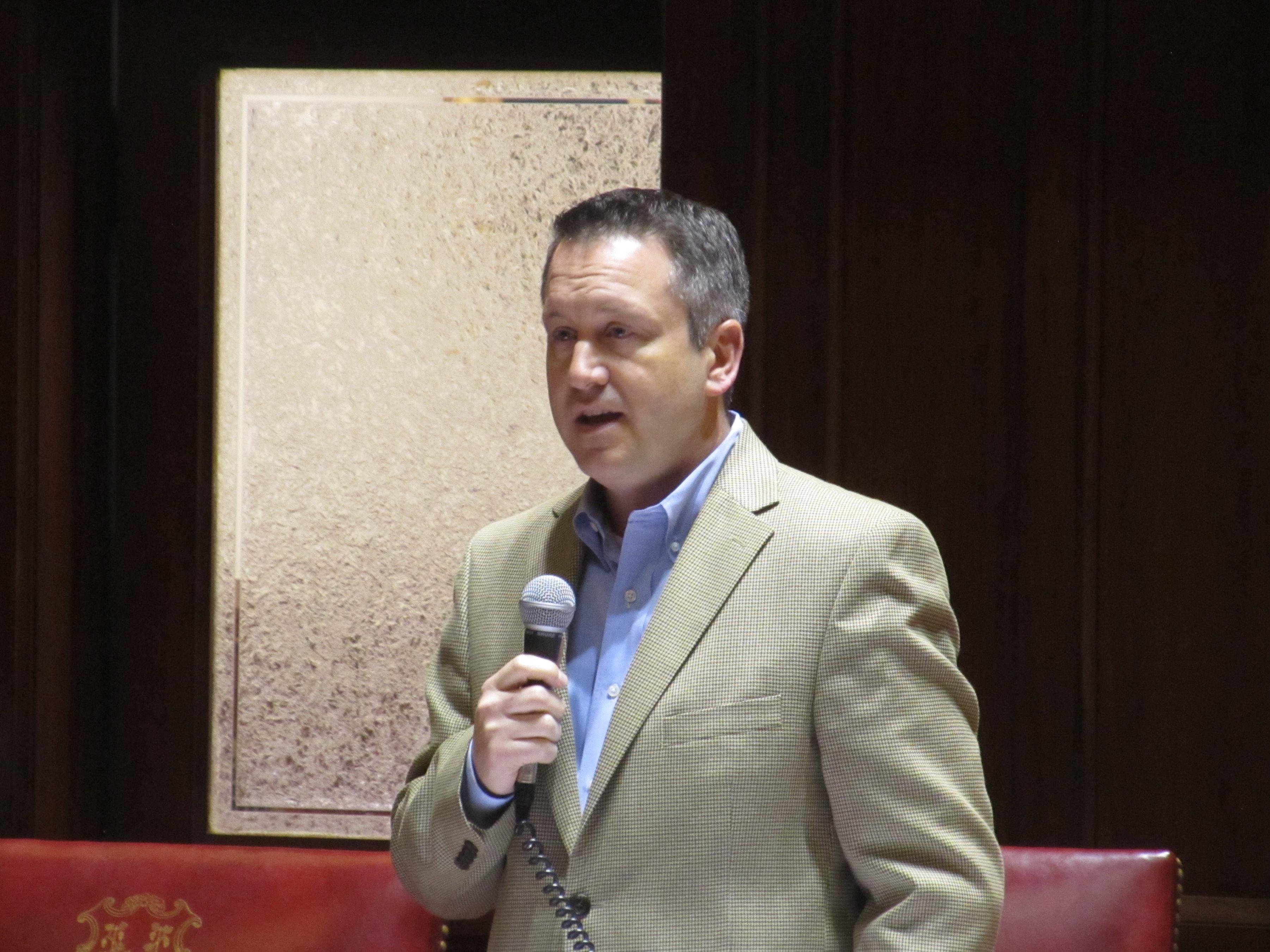 Sen. Rob Kane, R-Watertown