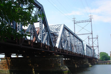 The Devon railroad bridge across the Housatonic could cost $750 million to replace.