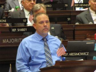 House Majority Leader Joseph Aresimowicz, D-Berlin