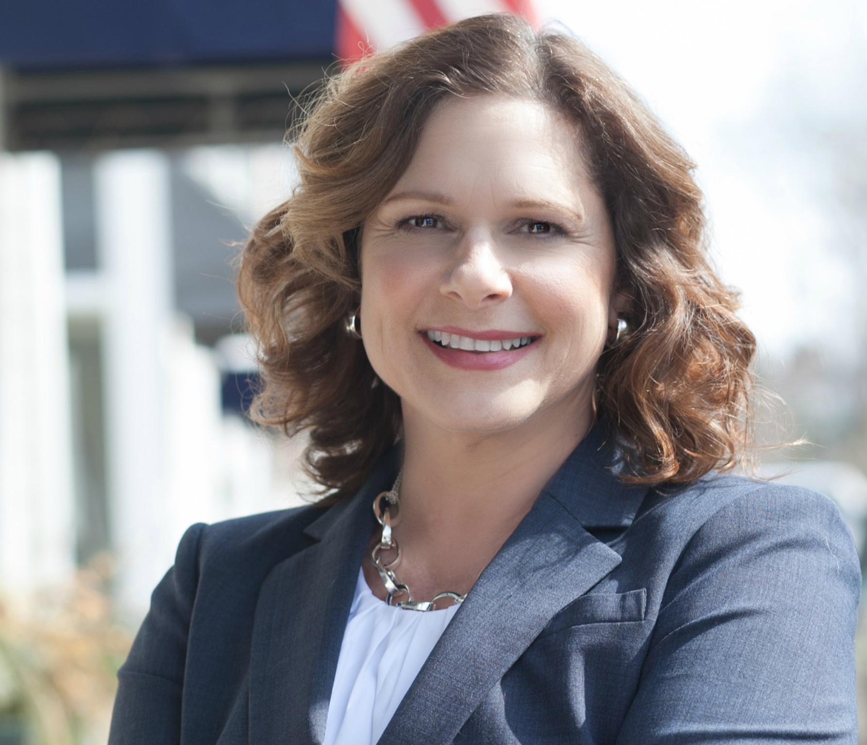 Lori Hopkins Cavanagh, 2nd District challenger