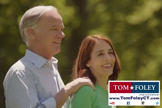 Tom Foley a 'regular guy' and 'great dad' in first TV ad