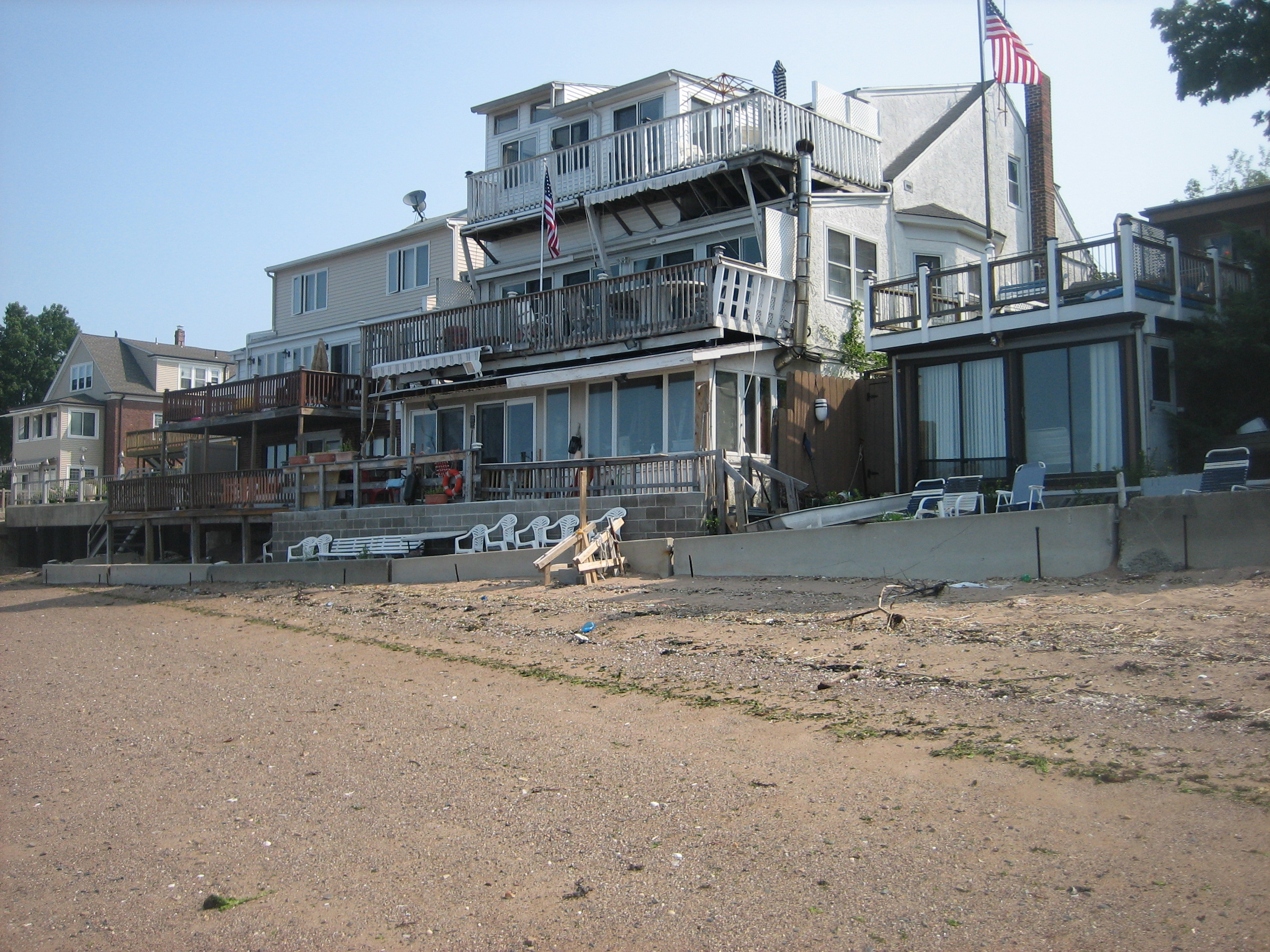 Connecticut shoreline Sandy grants raise questions