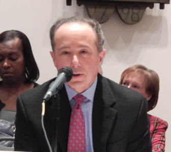 This is a photo of Access Health CT Chief Financial Officer Steven Sigal