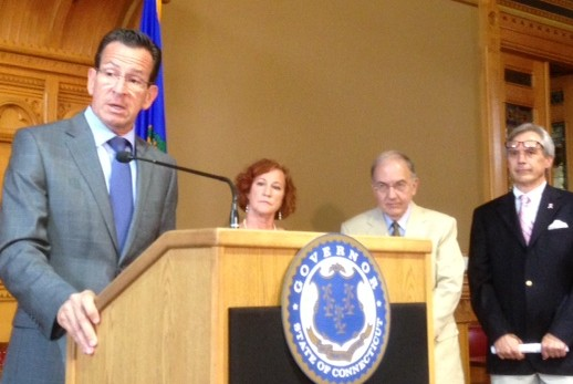 Malloy hedges on expansion of paid sick days