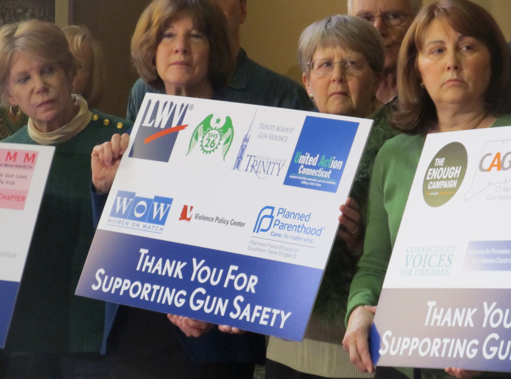 After Newtown, both gun-control and gun rights groups growing
