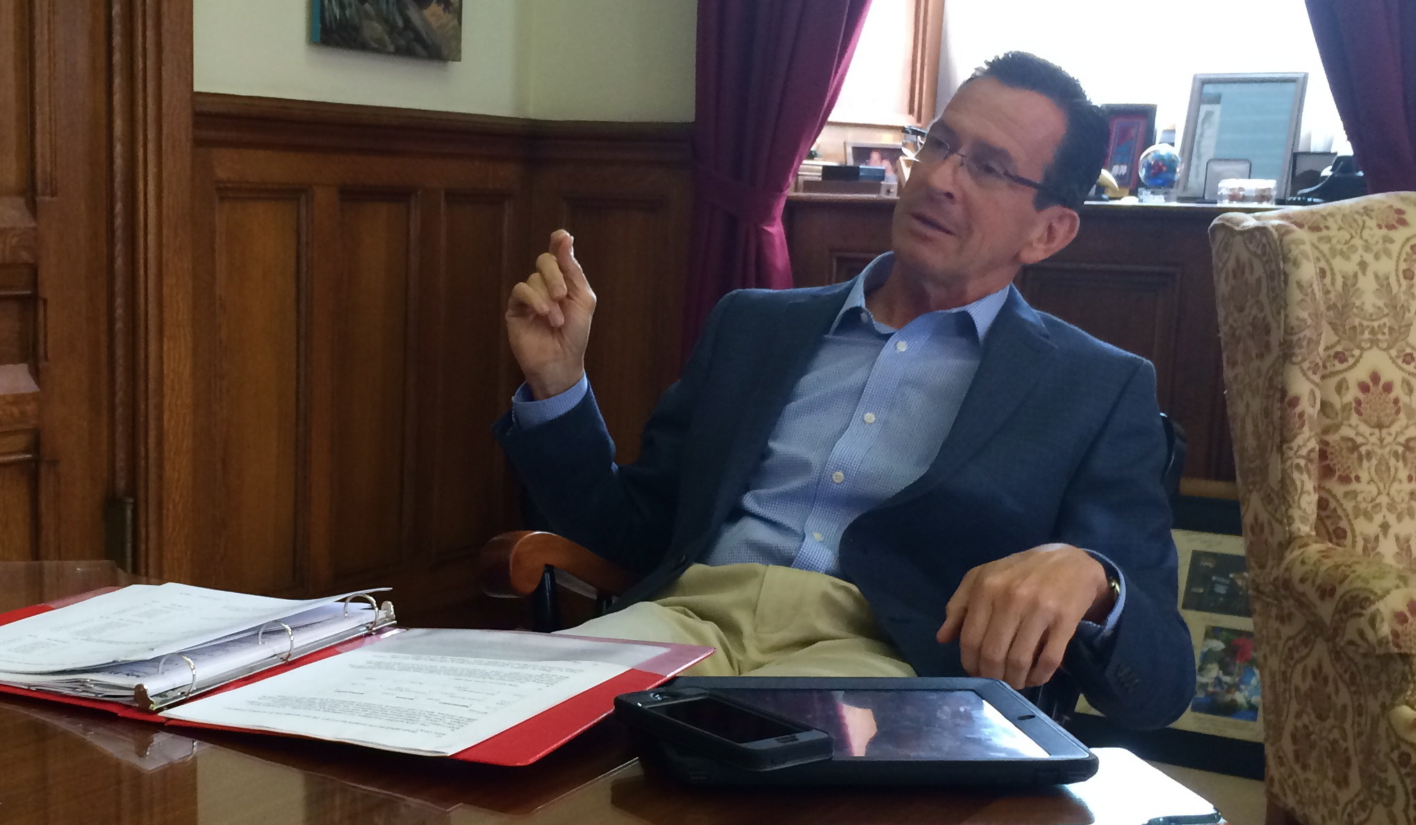 Ten things Dan Malloy thinks about health care