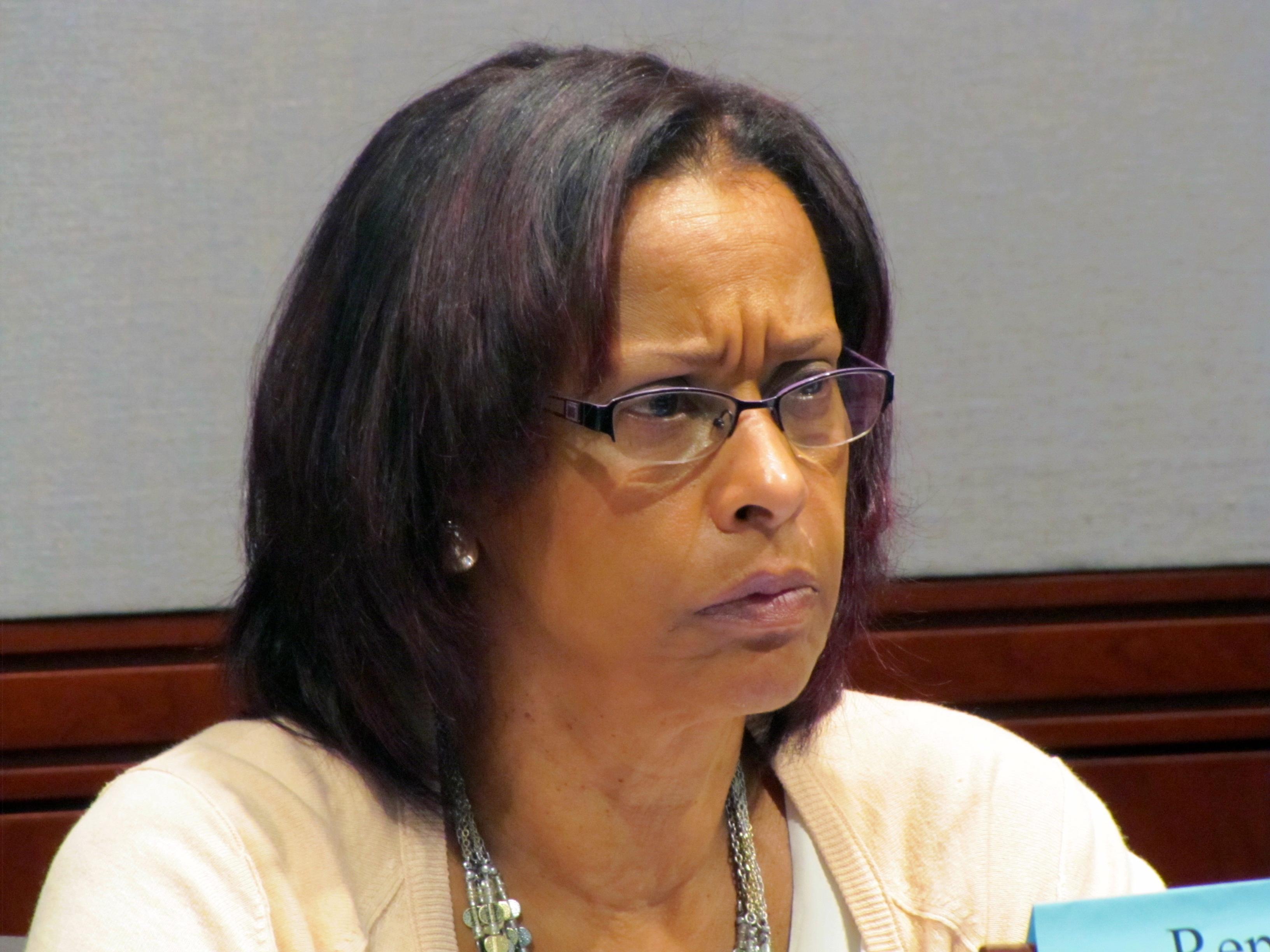 Rep. Toni Walker,