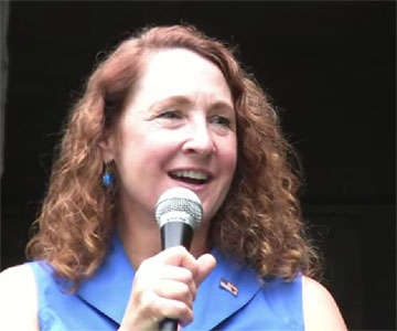 Esty says farewell to Congress in final speech