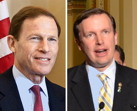 Murphy, Blumenthal split on authorization to arm Syrian rebels