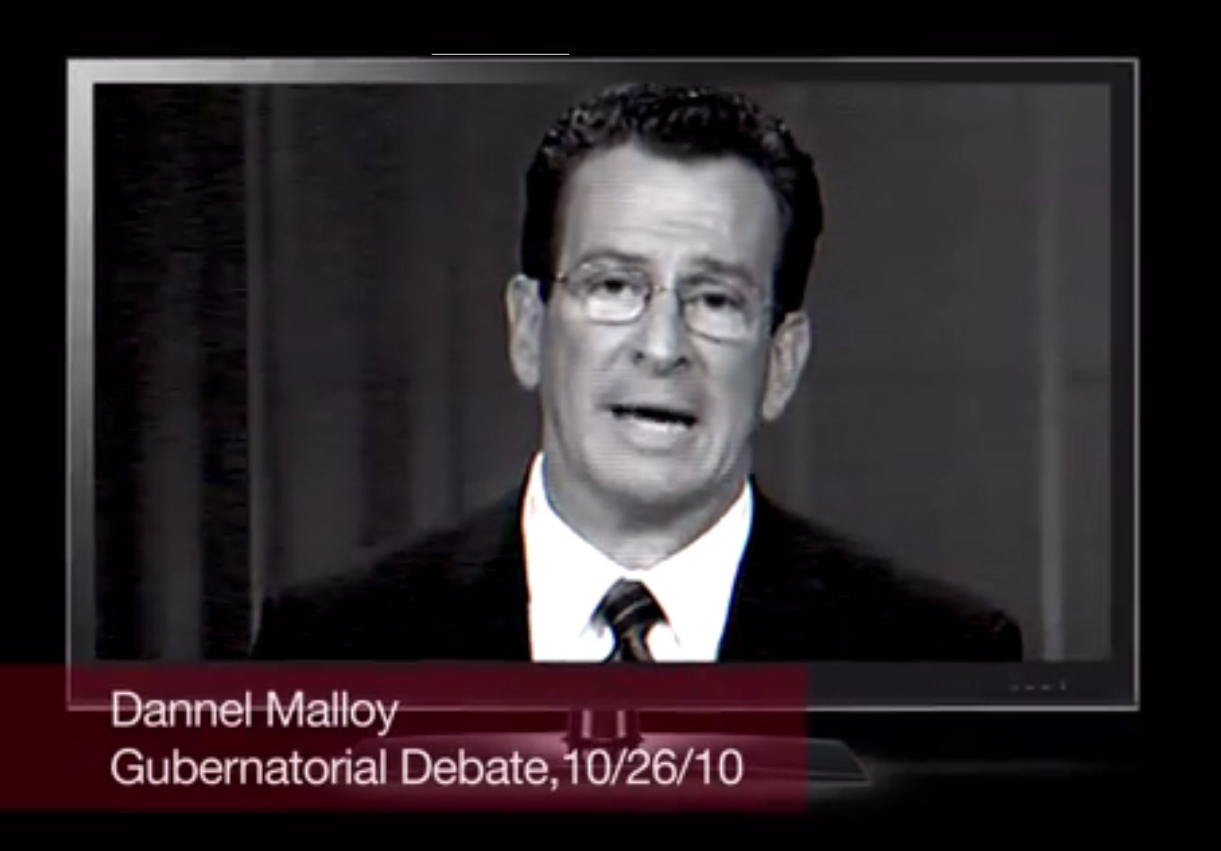 New ad revives Malloy's near-pledge to avoid tax hikes in 2010