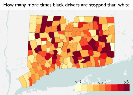 Connecticut takes a deep look at racial profiling in traffic stops