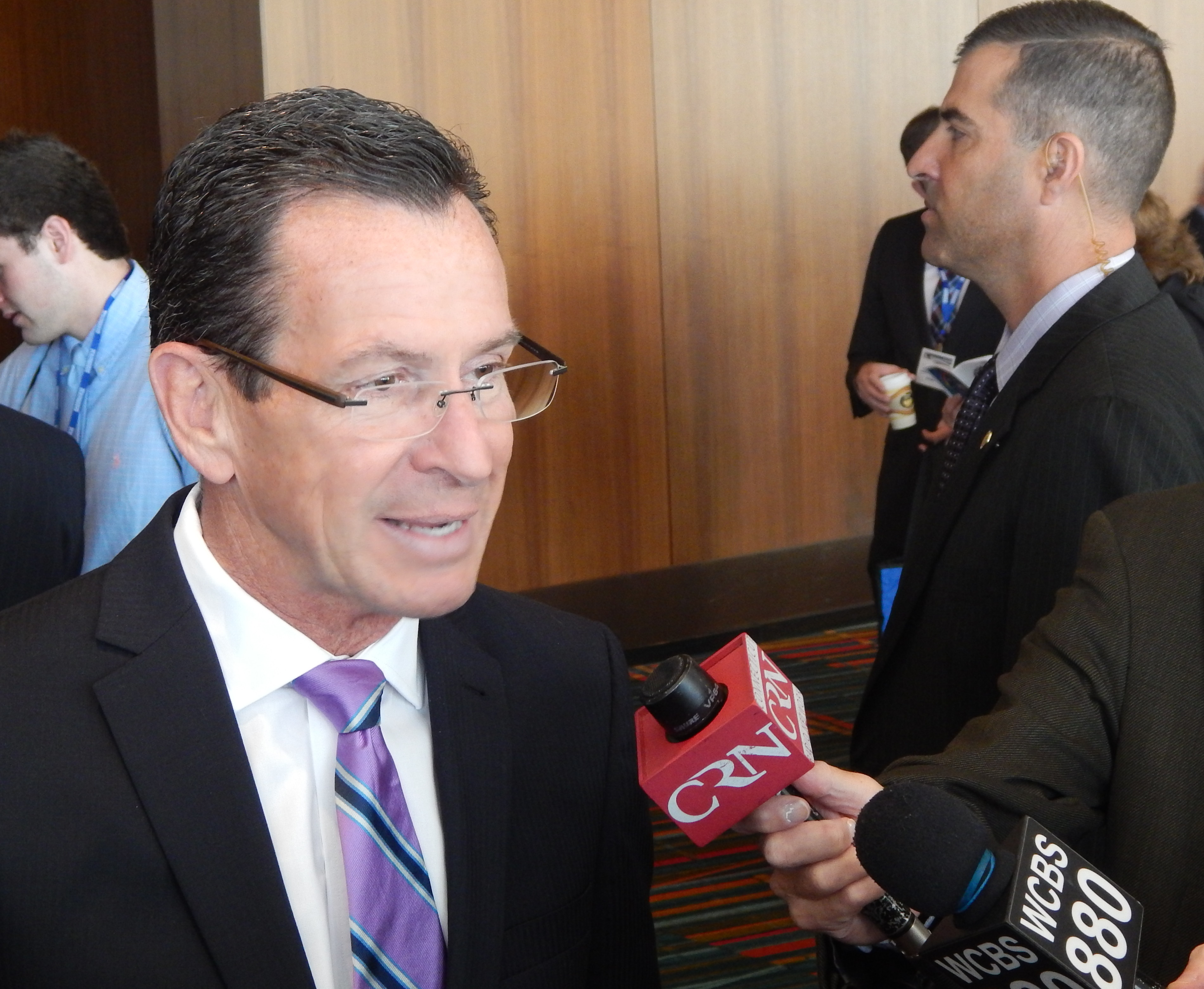 Gov. Malloy at CCM annual convention
