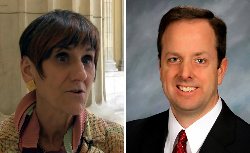 Brown vs. DeLauro a lively, but lopsided, congressional race
