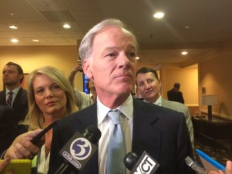 Republican candidate Tom Foley during the 2014 gubernatorial campaign
