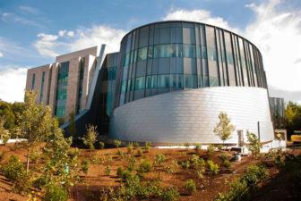 The Jackson Laboratory Genomic Lab in Farmington.