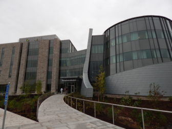 The Jackson Laboratory at the University of Connecticut Health Cent4er campus in Farmington.