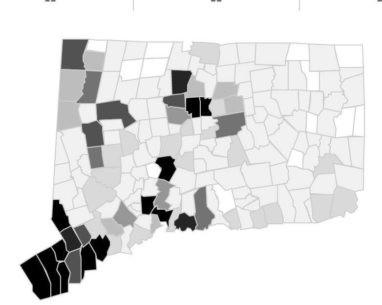 Explore: Donations to Connecticut congressional candidates