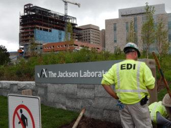 UConn Health Center construction