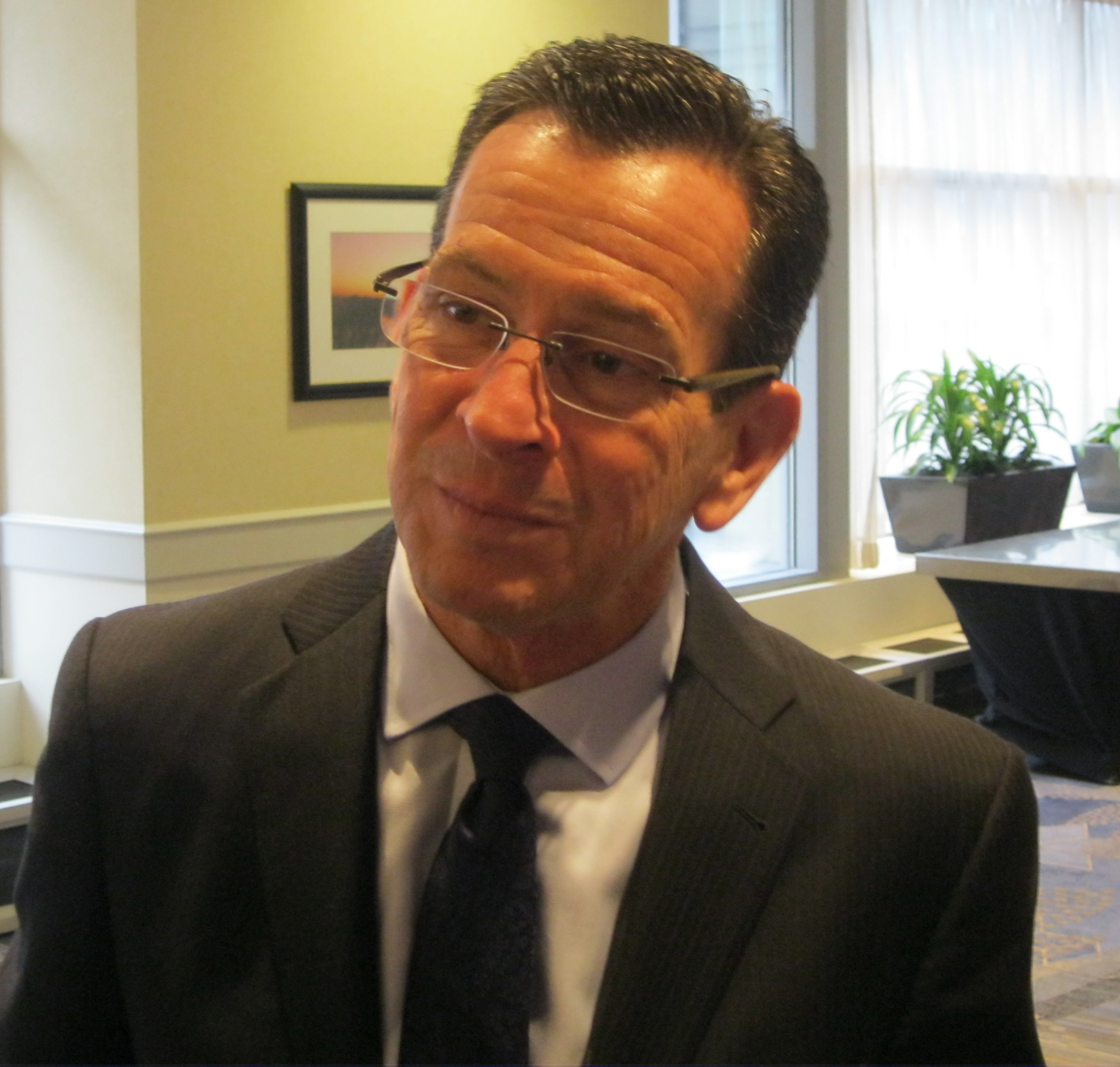 Malloy doubts CT public has appetite for expanded gaming