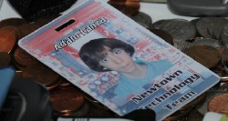 Adam Lanza's school id