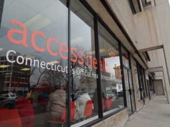 This is a picture of Access Health's New Britain store