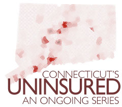 uninsured in connecticut