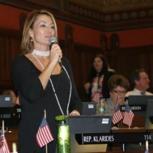 House Minority Leader Themis Klarides