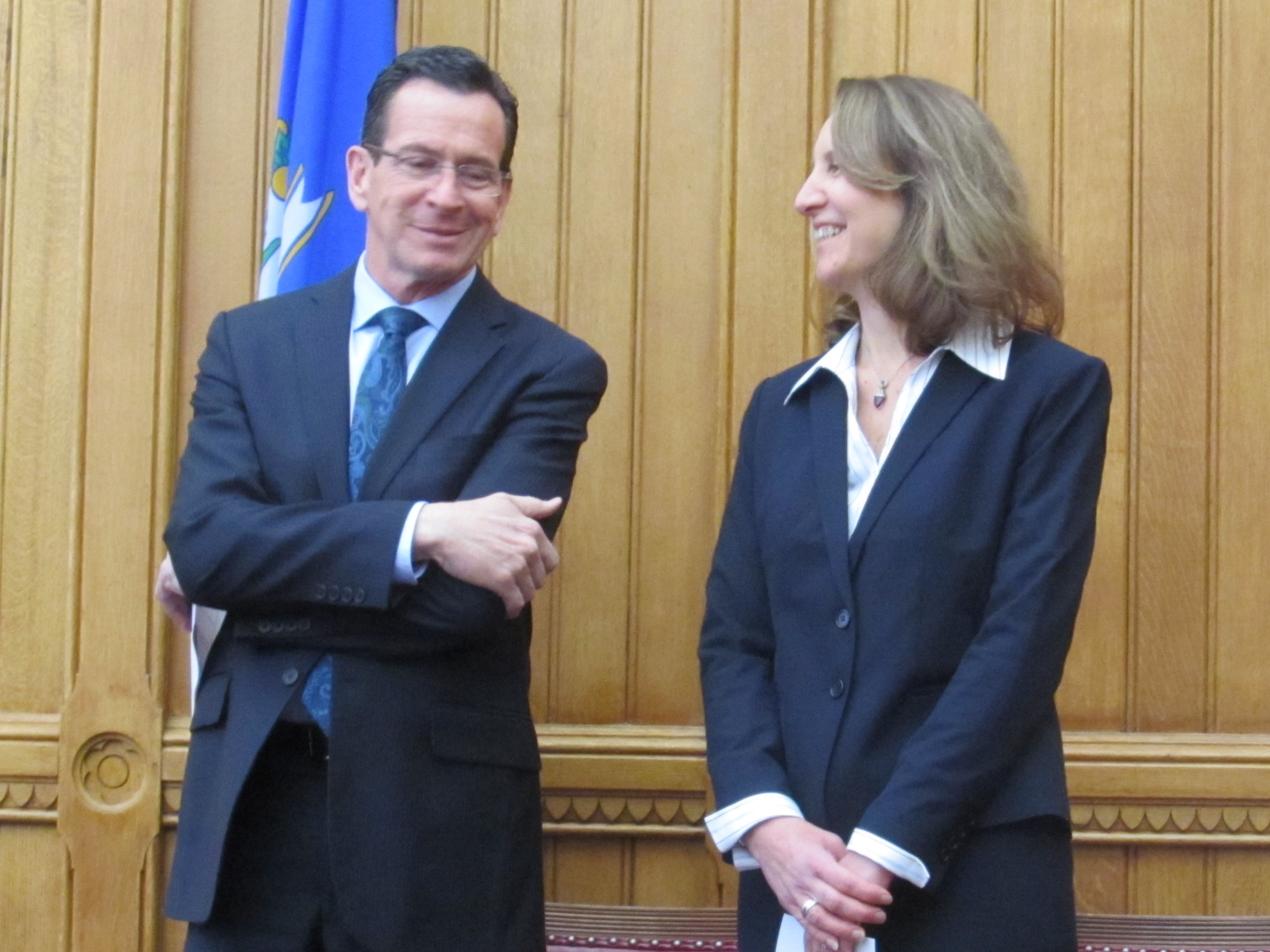 Malloy names Karen Buffkin as counsel for second term