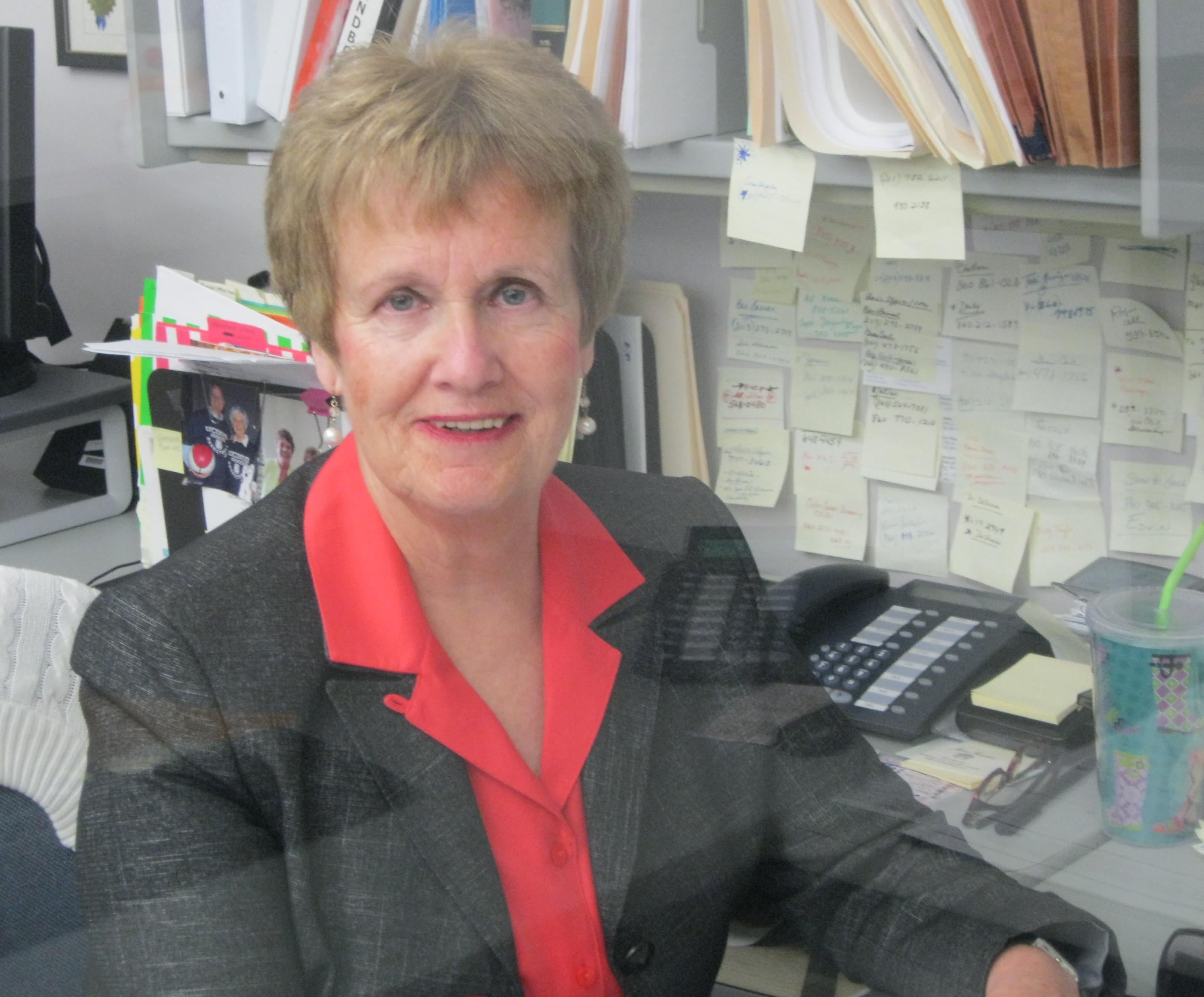Mary Finnegan