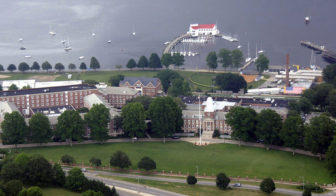 Republican efforts to challenge the president over his immigration policy will result in uncertain funding for the U.S. Coast Guard Academy in New London.