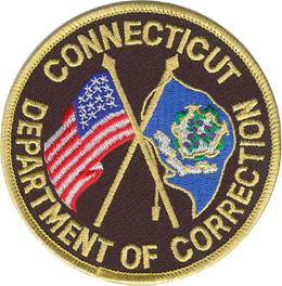 CT dept of correction logo