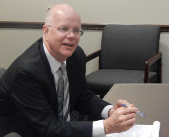 State Comptroller Kevin P. Lembo