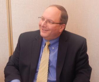 State Auditor John Geragosian
