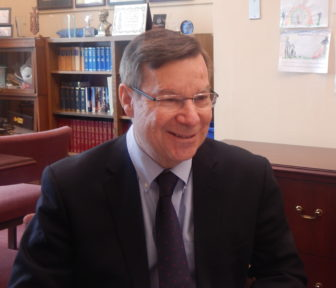 State Auditor Robert Ward