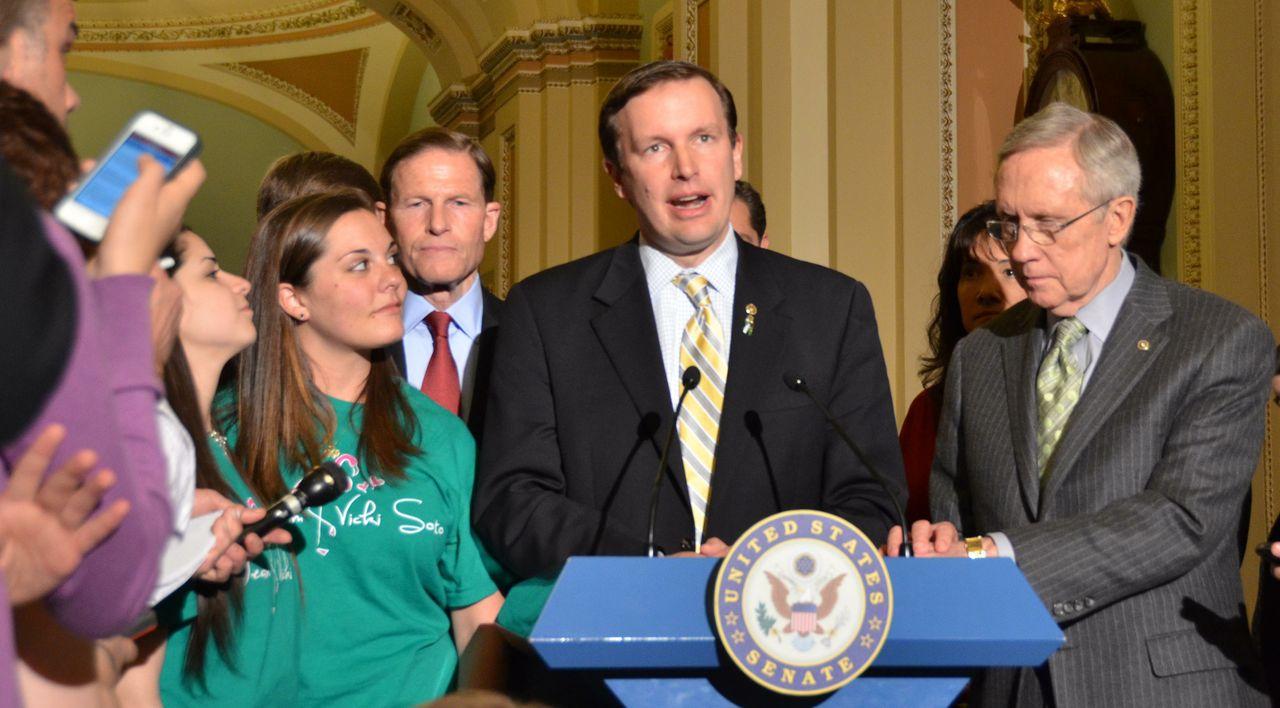Murphy Q&A: Congress 'is a place that's fundamentally broken'