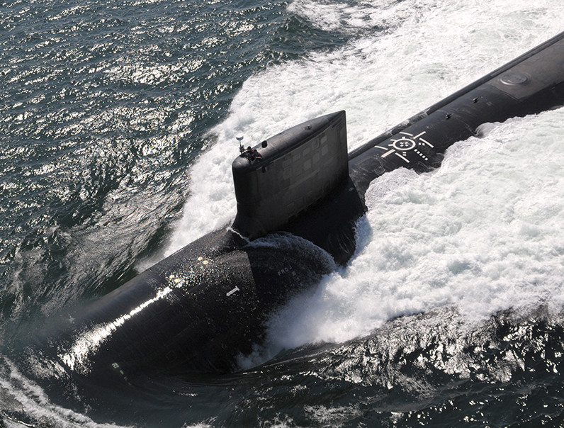 U.S. House panel boosts plans for EB submarine construction