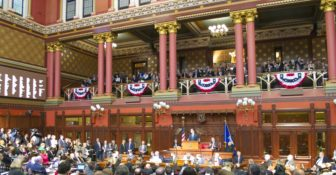 Gov. Dannel P. Malloy and about 75 percent of the legislature ran publicly financed campaigns.