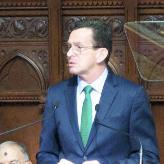 Text of Gov. Dannel Malloy's biennial budget address