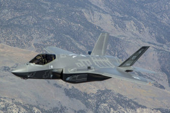The F-35A Joint Strike Fighter