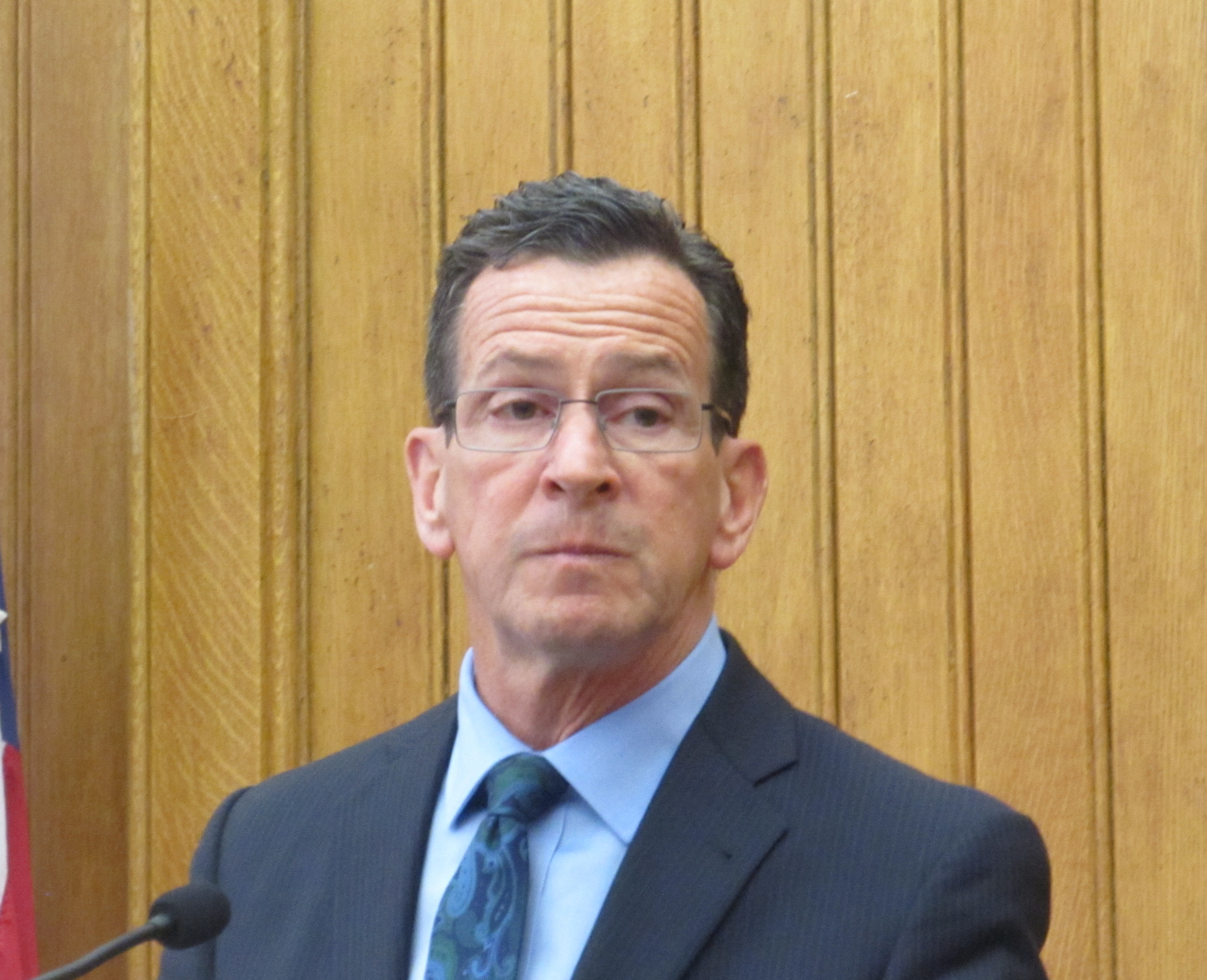 Malloy stands down in gay rights fight with Indiana