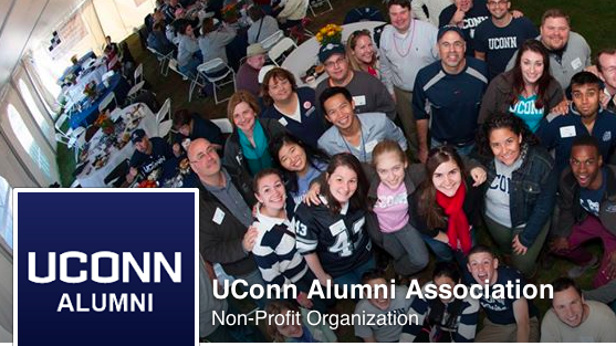 UConn, unsatisfied with its alumni association, engineers a change