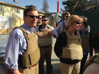 Sen. Chris Murphy on a trip to Afghanistan and Pakistan.
