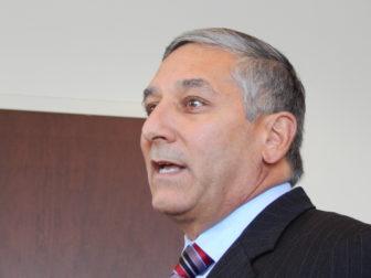 Senate Minority Leader Len Fasano