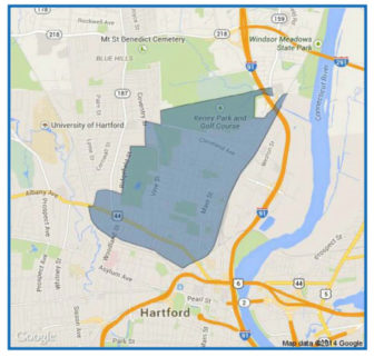 The North Hartford Promise Zone.